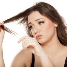 Оштетена коса и перут